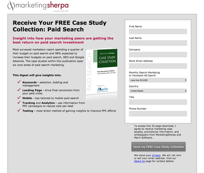 101 lead magnet ideas to skyrocket your email list entice blog 61 case studies fandeluxe Images