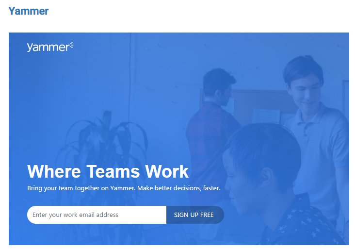 Yammer Image