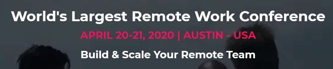 Running Remote Conference