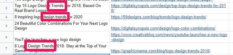 logo content analysis