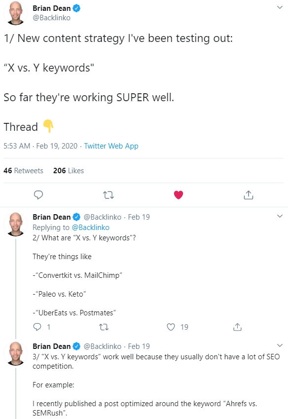 brian dean twitter thread