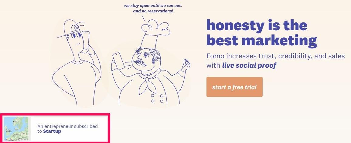 fomo home page
