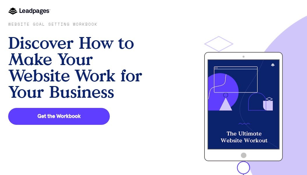 leadpages ebook