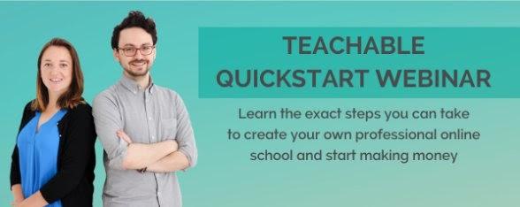 teachable webinar