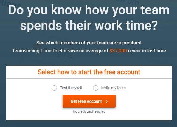 timedoctor free trial