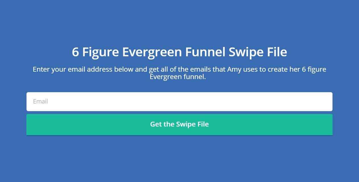 evergreen funnel exit intent